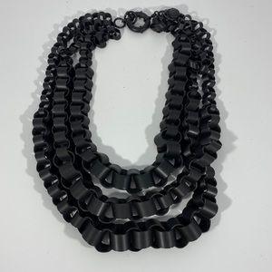 "JCrew Statement Necklace ""Paper Chain"""